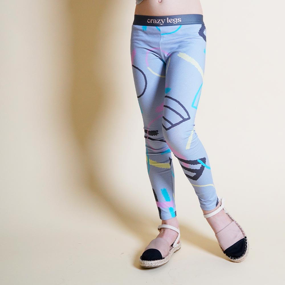 Leggings Crazy Rainbowsk