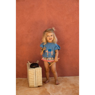 CAMEL SAND BLOOMERS
