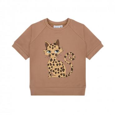 Gepard Short Sleeve Sweatshirt