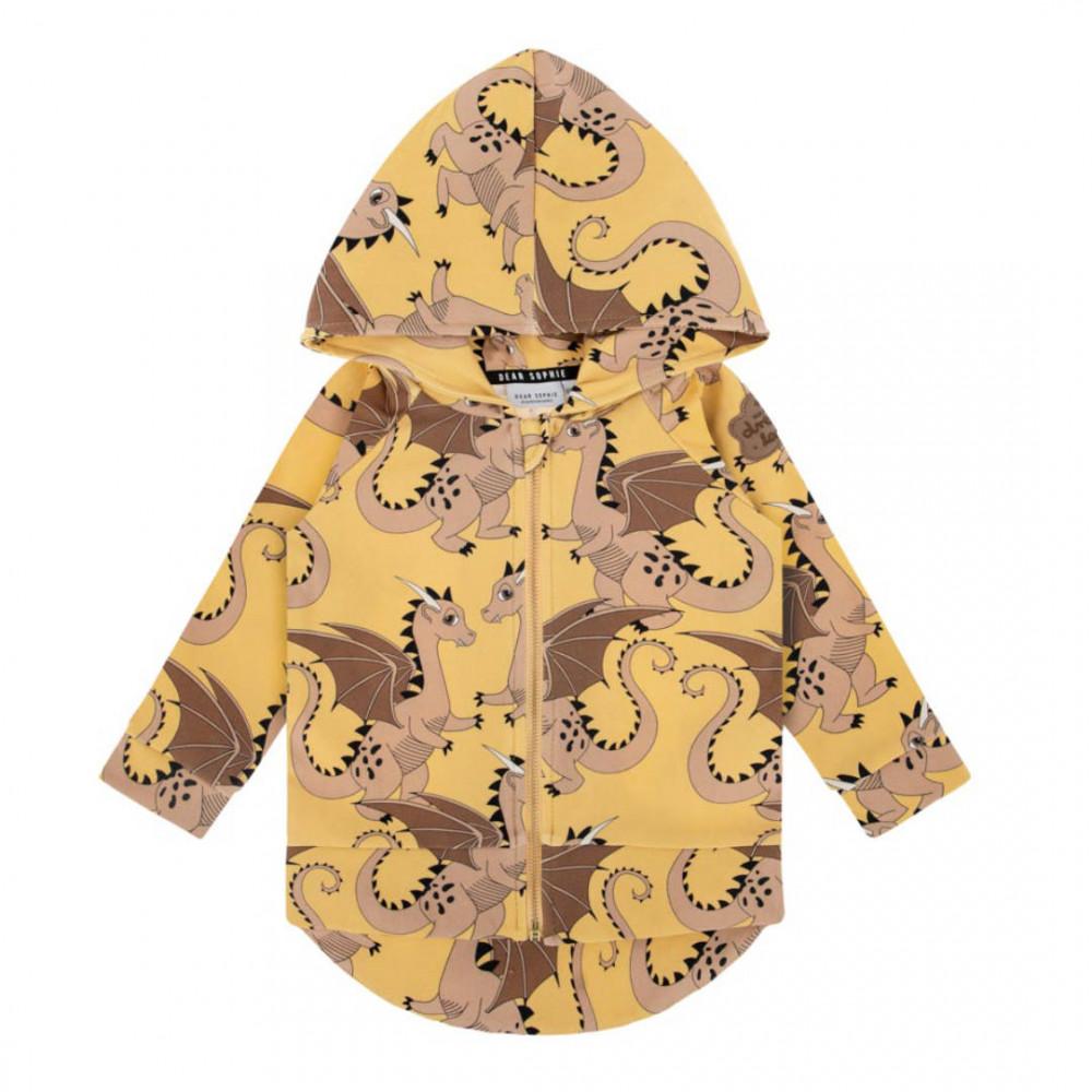 Dragon Yellow Hoodie