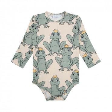 Frog Light Long Sleeve Bodysuit