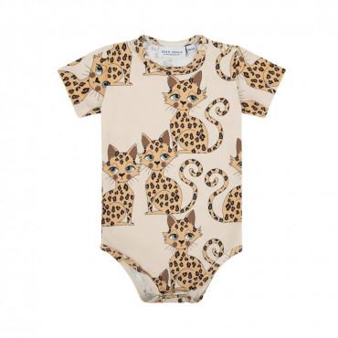 Gepard Light Short Sleeve Bodysuit