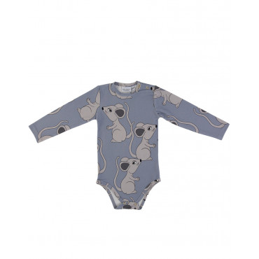 Mouse Blue bodysuit