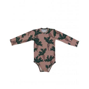 Parsley Brown bodysuit