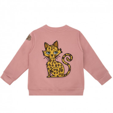 Gepard Pink Bomber Jacket