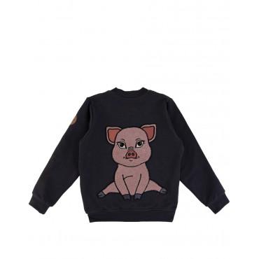Piggy Dark Bomber Jacket