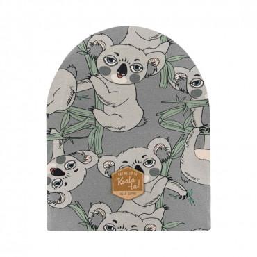 Koala Grey Beanie
