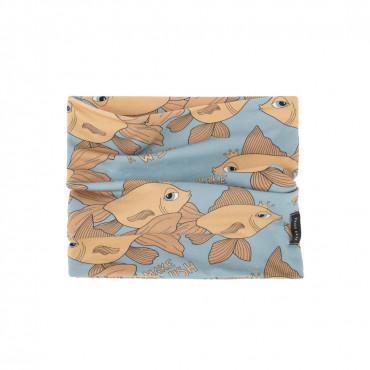 Goldfish Blue Snood