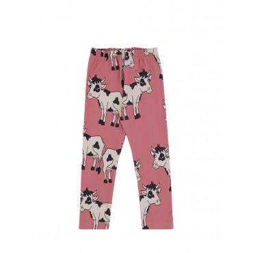 Cow Pink leggings