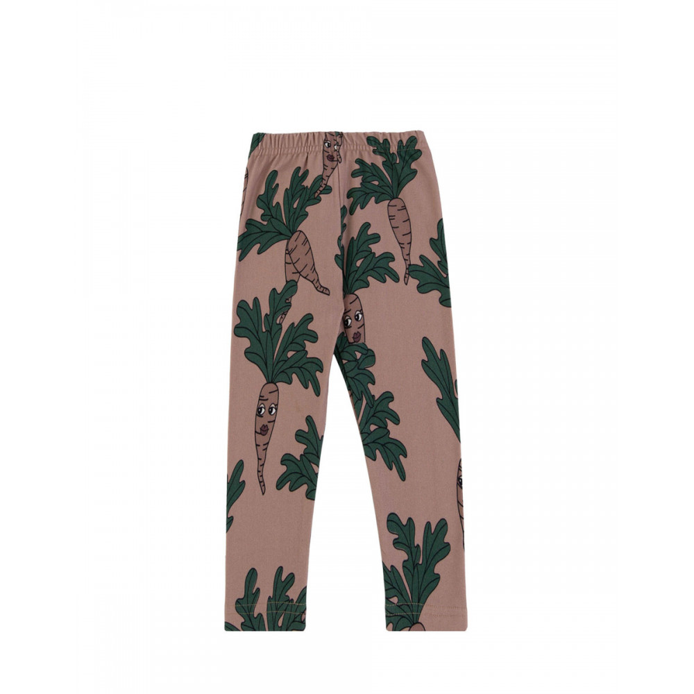 Parsley Brown leggings