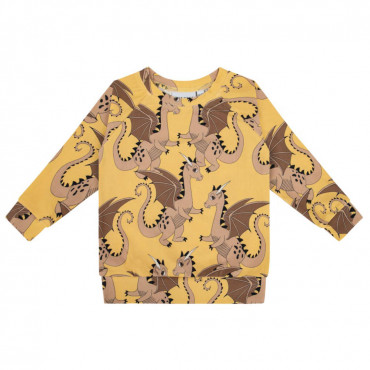 Dragon Yellow Longsleeve