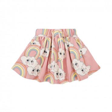 Rainbow Pink Skirt