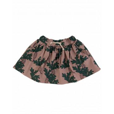 Parsley Brown Skirt