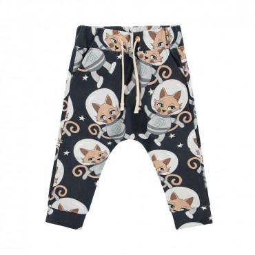 Astrocat Dark Pants