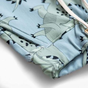 Dragon Blue Pants