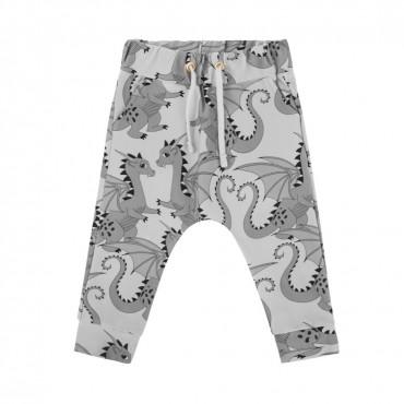 Dragon Grey Pants