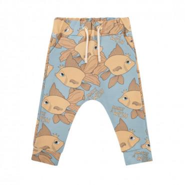 Goldfish Blue Pants