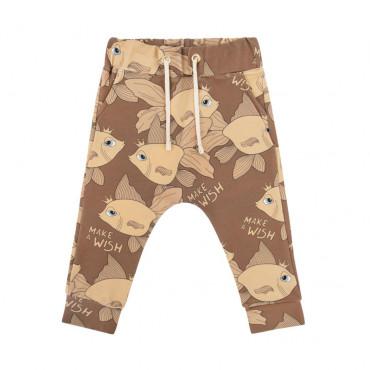 Goldfish Brown Pants