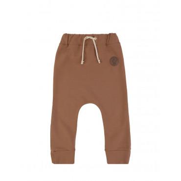 Brown Basic pants
