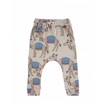 CAMEL SAND PANTS