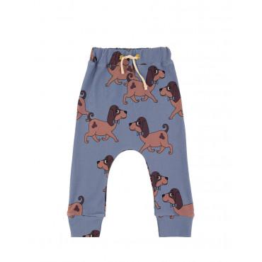 Doggy Blue Pants