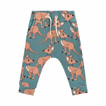 Kangaroo Blue Pants