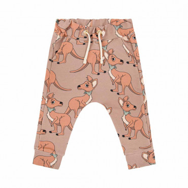 Kangaroo Brown Pants