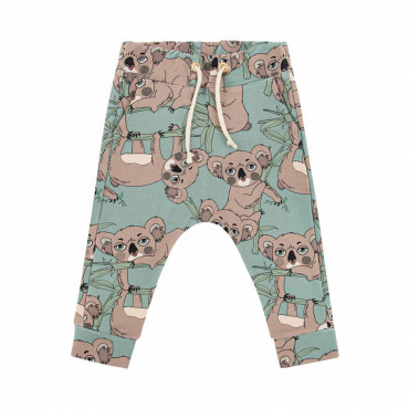 Koala Sea-Green Pants
