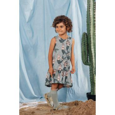 Mermaid Mint Dress