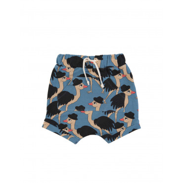 LORD OSTRICH BLUE SHORTS