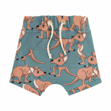 Kangaroo Blue Shorts