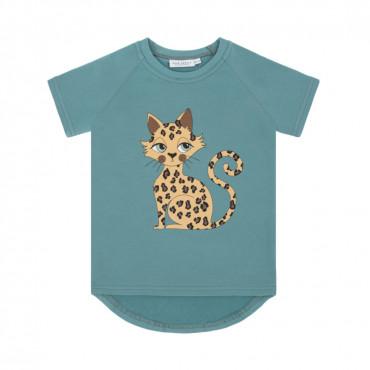 Gepard Green T-shirt
