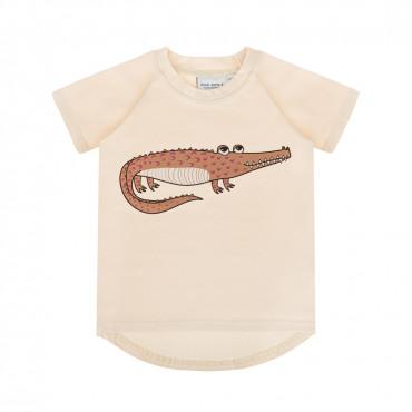 Crocodile Vanilla T-shirt