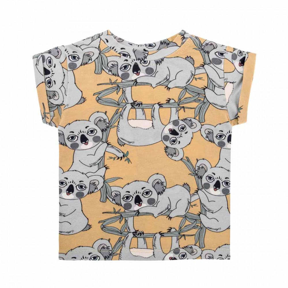 Koala Yellow T-shirt
