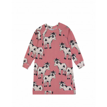 Cow Pink Tunic