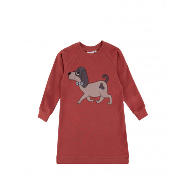 Doggy Red Tunic