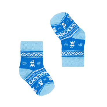 Socks Finland Santas (0-3, 3.5-7.5)