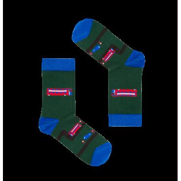 Socks England Buses (8.5-11.5, 12.5-2.5)