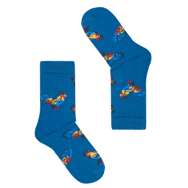 Socks France Roosters (8.5-11.5, 12.5-2.5)
