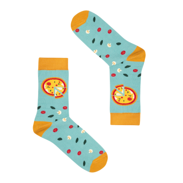 Socks Italy Pizza