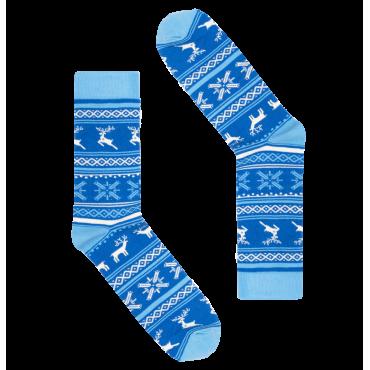 Socks Finland Reindeers (8-11)