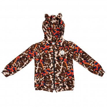 Butterfly Wings Hoodie with zip