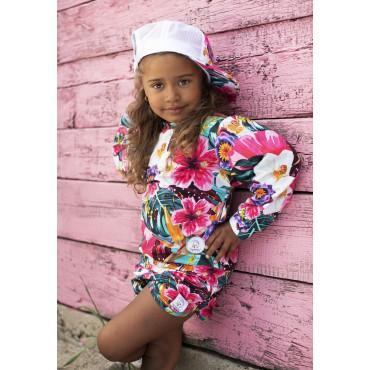 Hawaii Puff Sweatshirt