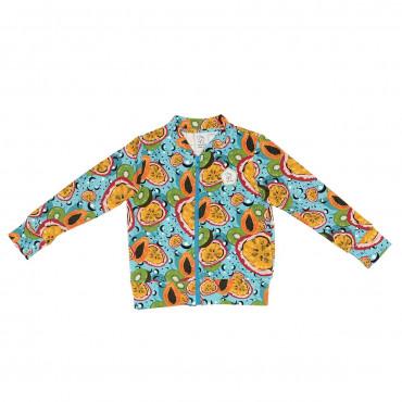 Passion Fruit Bomber Jacket