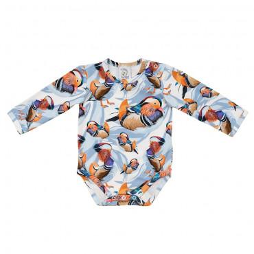 Mandarin Ducks Bodysuit Long