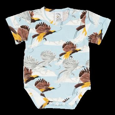 Greater Bird Bodysuit Short