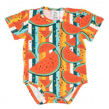 Watermelon Bodysuit Short
