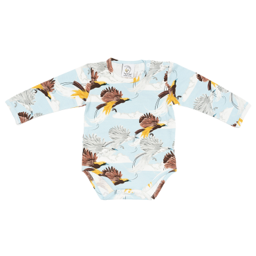 Greater Bird Bodysuit Long