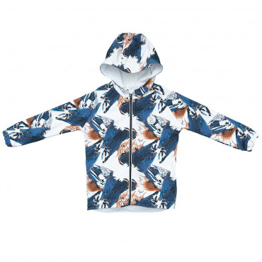 Winterdown Softshell jacket