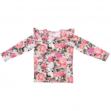 Beauty Longsleeve with frills